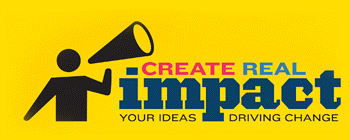 Contest:SCHOOL PROMOTION of Create Real Impact Contest (Impact Teen Drivers) Logo