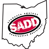 SADD (Students Against Destructive Decisions) Logo