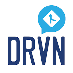 INDIVIDUAL PARTICIPATION: DRVN Driving Practice App Logo